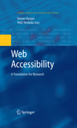 Web Accessibility: A Foundation for Research - Cover Image