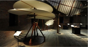 Da Vinci Exhibit at MOSI