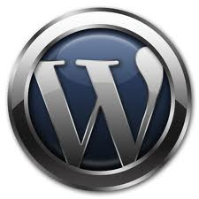Chromed Up WordPress Logo