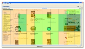 Visual Complexity Heatmap
